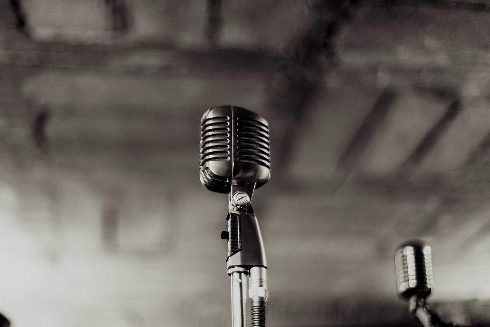 Micrófonos de cantante