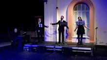 Concierto de canto lírico y danza clásica española en Casa Marly,Llançà.
