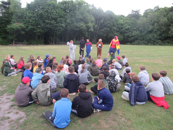 Day 3 – Marchant's Hill PGL