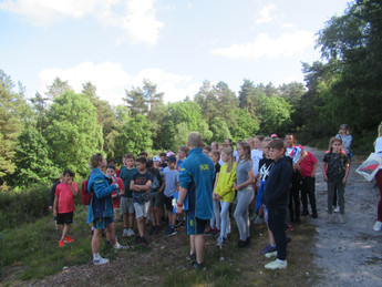 Day 1 – Marchant's Hill PGL