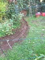 jardin sans bordures