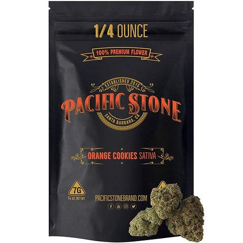 Pacific Stone Orange Cookies 7g