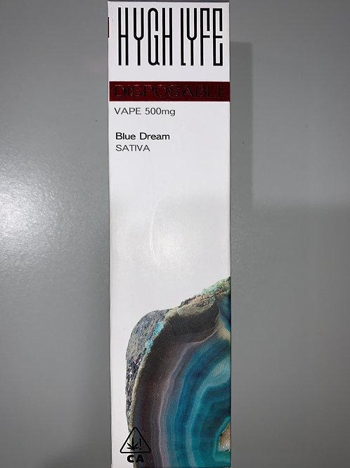 Hygh Lyfe Disposable Blue Dream .5g