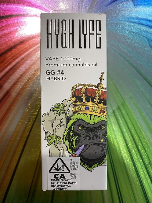 Hygh Lyfe 1g GG#4