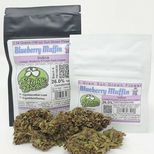 Eighth Bro Blueberry Muffin 1g