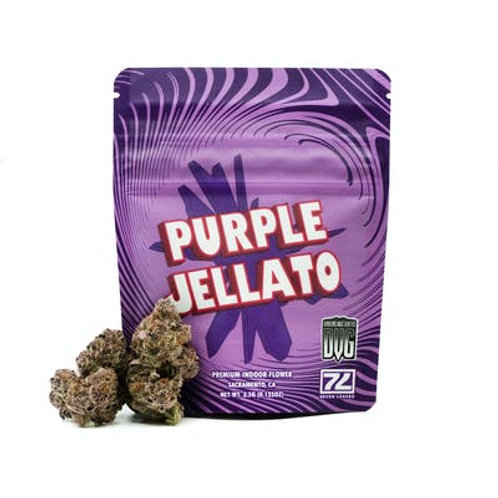 Seven Leaves Purple Jellato 3.5g