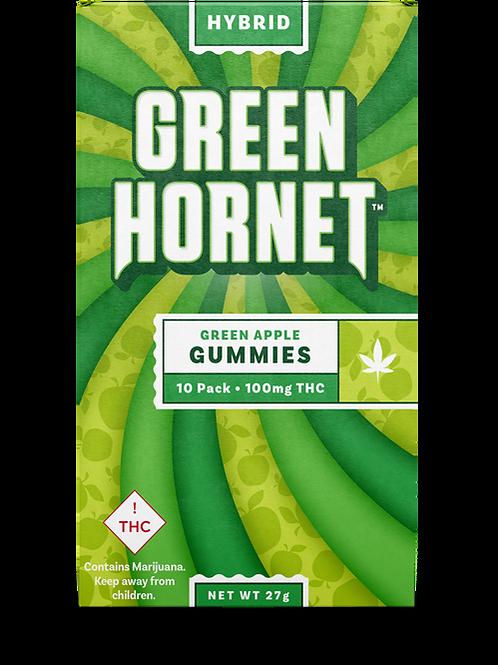 Green Hornet Hybrid Green Apple