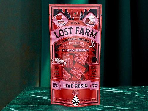 Lost Farm Fruit Chews Strawberry (GG4)