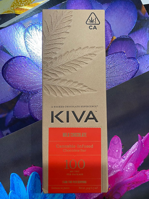 Kiva Bar Milk Chocolate