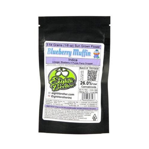 Eighth Bro Blueberry Muffin 3.5g