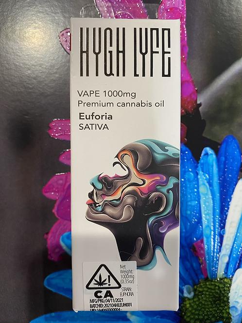 Hygh Lyfe 1g Euforia
