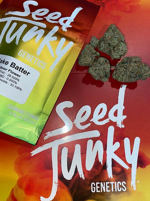 Seed Junky Genetics Cake Batter 3.5g
