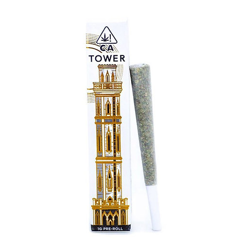 Source Tower Dosi Cake 1g Preroll