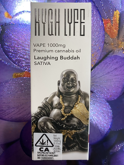 Hygh Lyfe 1g Laughing Buddah