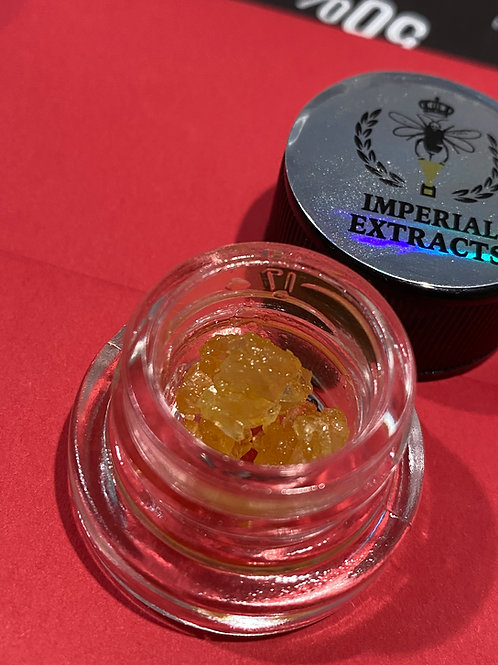 Imperial Extracts Rockstar OG Diamonds