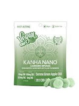 Kanha Nano Vegan Serene Green Apple