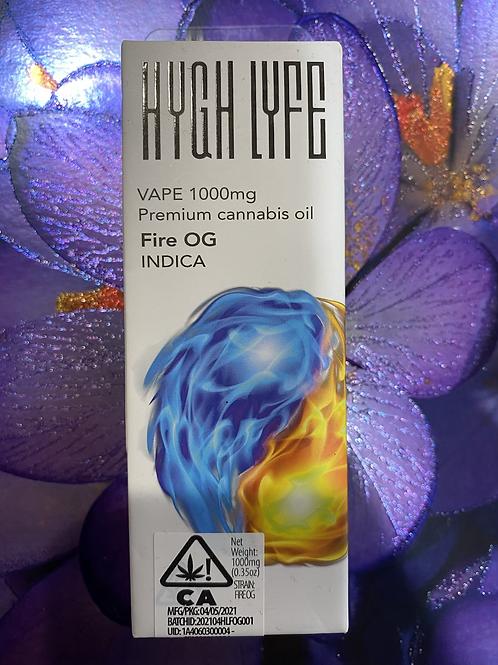 Hygh Lyfe 1g Fire OG