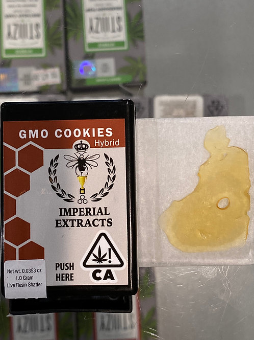 Imperial Extracts GMO Cookies
