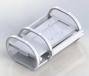 AUV's Internal Segment