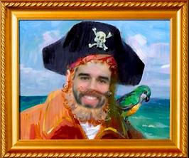 Henrique Ferreira, a old captain of UFRJ Nautilus