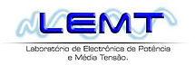 LEMT's (Laboratório de Eletrônica de Potência e Média Tensão) logo.