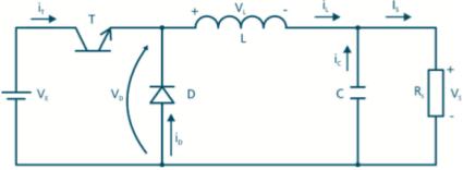 Exemplo de um circuito chopper UFRJ Nautilus