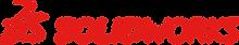 Solid Works' logo.