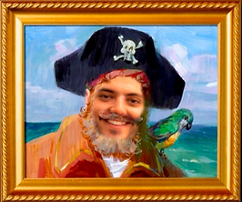 Matheus Santanna, a old captain of UFRJ Nautilus