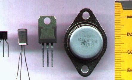 History of electronics: Transistors