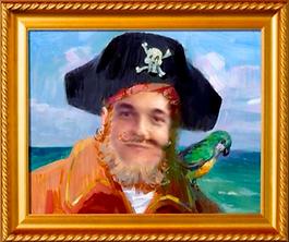 Vinicius Ribeiro, a old captain of UFRJ Nautilus