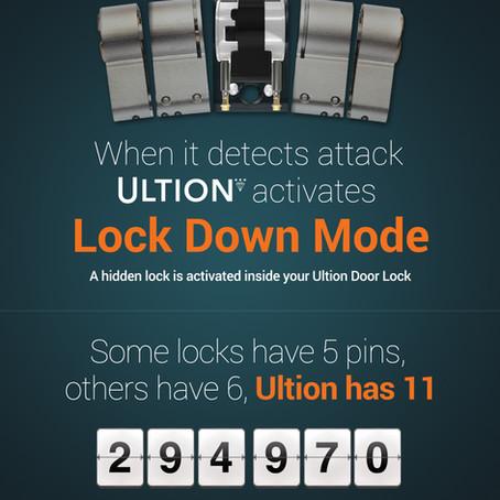 Anti Snap locks & Snap safe locks