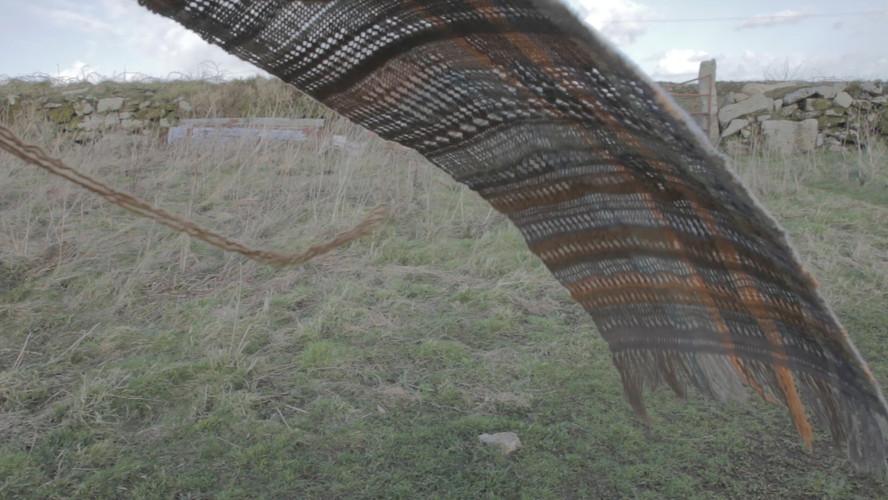 Film Still - Weaving Witches & Women of Penryn