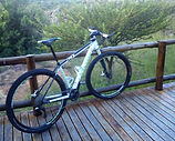 Mountain bike, Sani2C Base Training