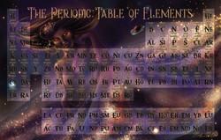 Celestial Periodic Table