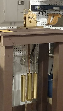 Clock Repair - Grandfather Clock Test Stand