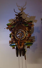 Clock Repair - Cuckoo Clock