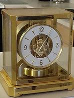 Clock Repair - Atmos Clock