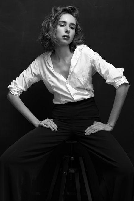 Ivana B. // Option Model Agency