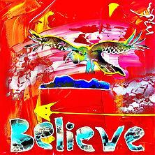 Zinko & Mateo Sebastian - Believe Artwor