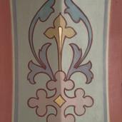 Chapelle de la Vierge (détail) - En cours de restauration