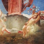La Vierge de l'Apocalypse (détail) - Après restauration