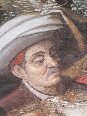 Piétà (détail) - Après restauration