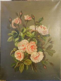 Les Roses - Avant restauration
