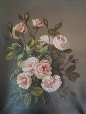 Composition florale 2 - Après restauration