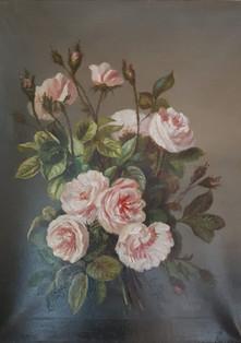 Les Roses - Après restauration