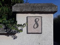 Numéro de maison