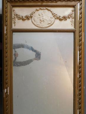 Trumeau - Avant restauration