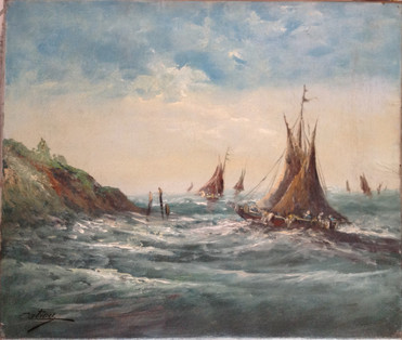 Marine - Après restauration