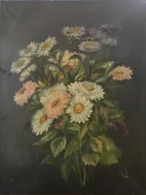Composition florale 1 - Avant restauration