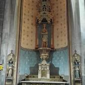 Chapelle de la Vierge - Après restauration